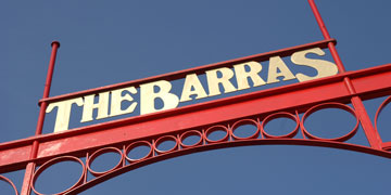 the barras sign