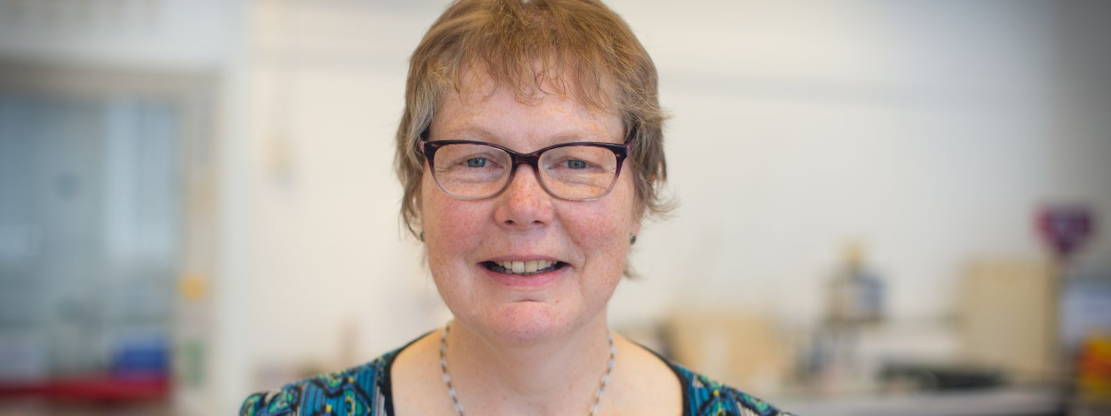 Dr Jane Essex (photo courtesy: Royal Society of Chemistry).