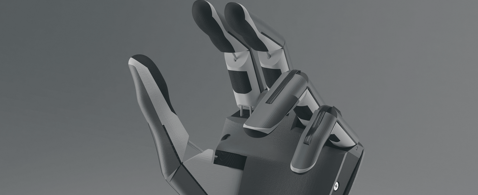 Prosthetic hand design by Metacarpal. Image by Metacarpal