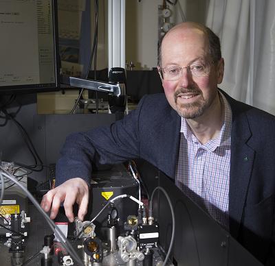Professor Martin Dawson. Photo by Fraunhofer UK