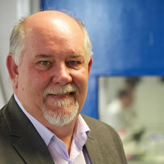 Professor Terry Gourlay, Biomedical Engineering