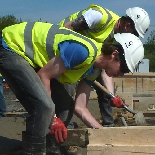 Student at Constructionarium