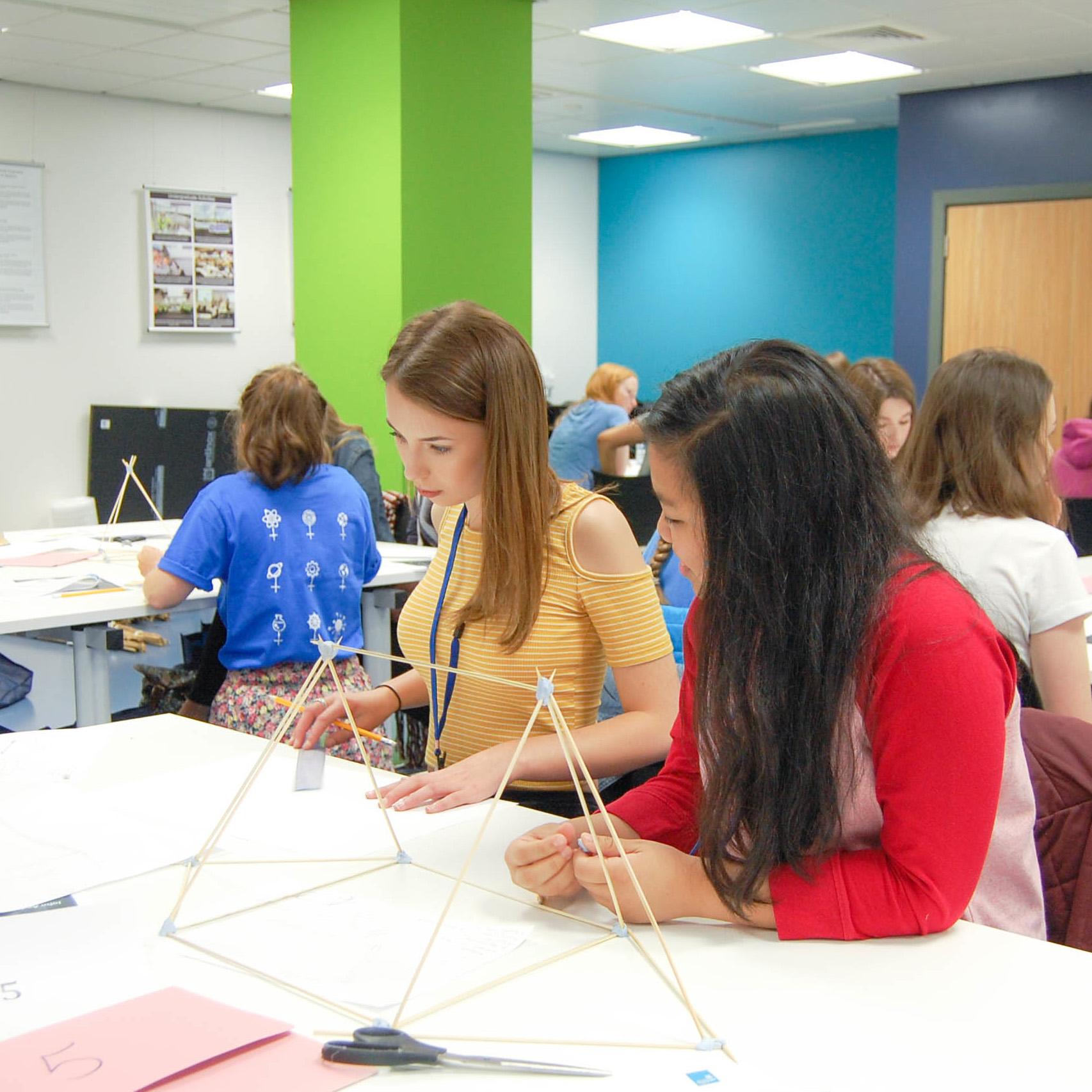 engineering the future for girls