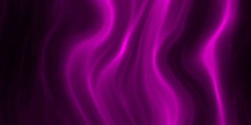 a pink plasma wave, weaving from the top to the bottom of the image