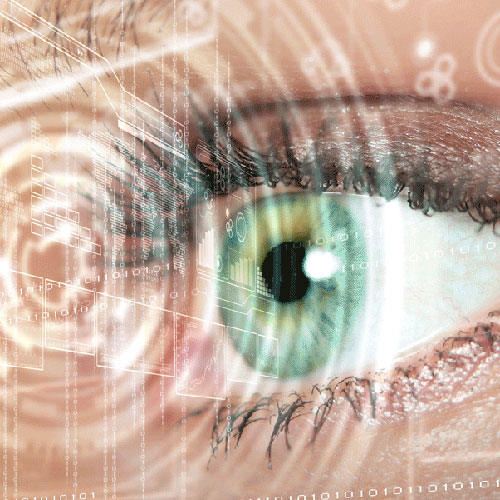 Digital eye-tracking