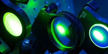 Lasers in laboratory