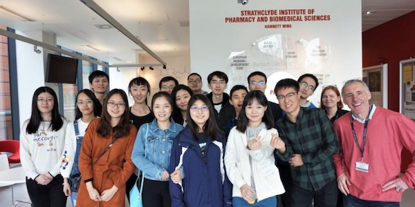 CPU students in SIPBS