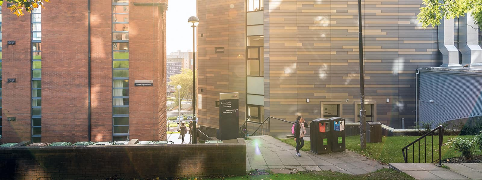 University of Strathclyde halls of residence
