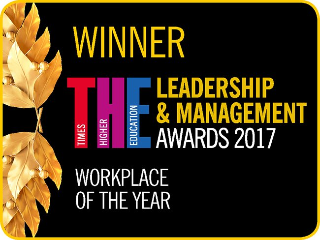 THELMA 2017 Winner Badge Workplace of the Year