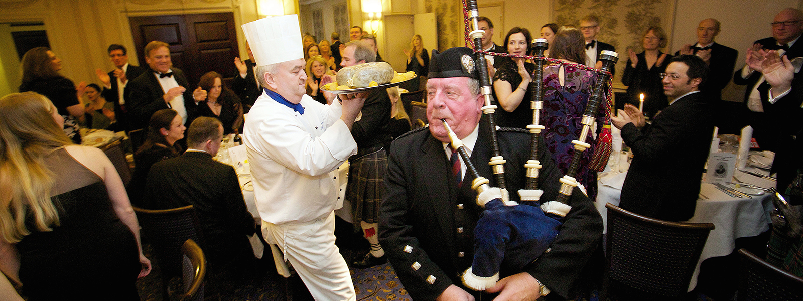 Strathclyde University Down South (SUDS) Burns Supper
