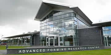 Advanced Forming Research Centre (AFRC)building