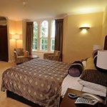 Torrinch, fully accessible, Executive Double Room, Ross Priory