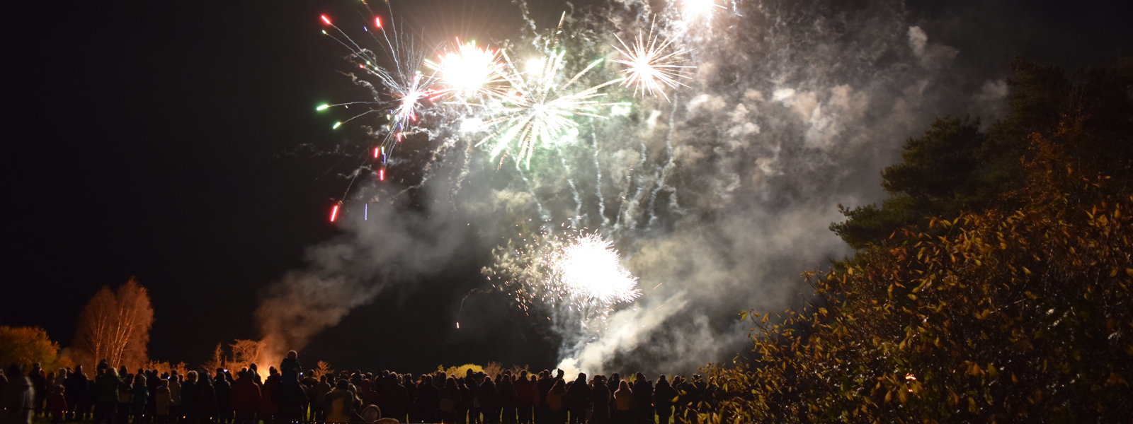 Ross Priory Members' Fireworks Night
