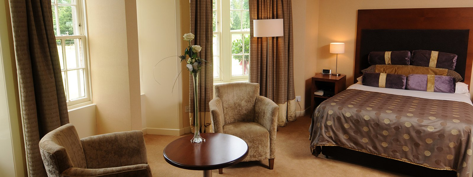 Inchcailloch Executive Double Room, Ross Priory