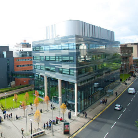 Strathclyde Institute of Pharmacy and Biomedical Sciences(SIPBS) Building