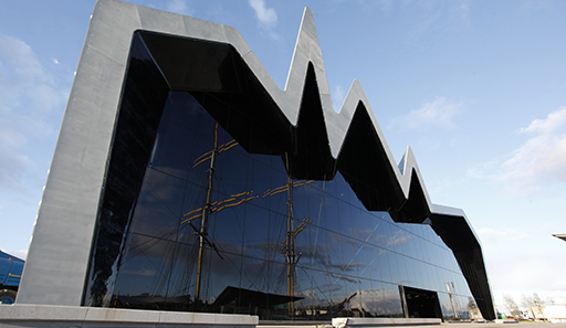 Riverside Museum, People Make Glasgow