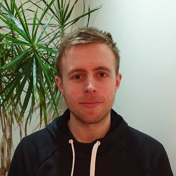 Glenn McCreadie, MSc Applied Statistics graduate