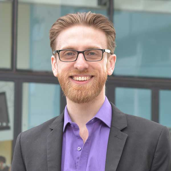 Matthew Morrissey, MSc Human Resource Management student