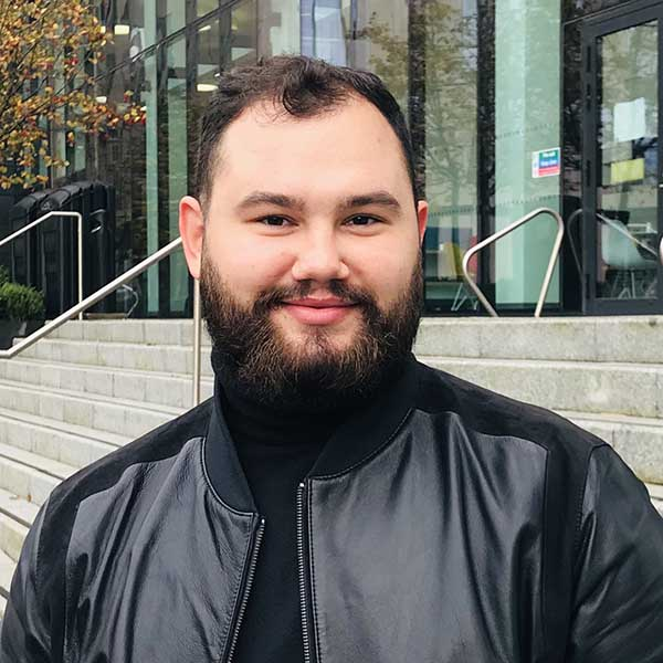 Rostyslav Sergiyenko, MSc International Management student