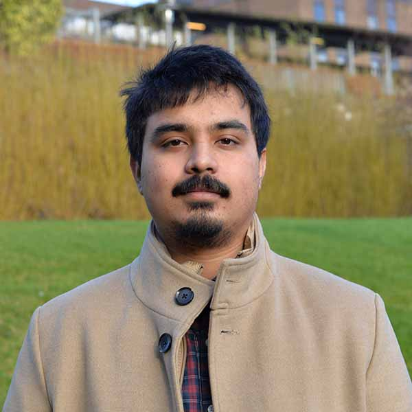 Karthik Nagendra, Advanced Mechanical Engineering student