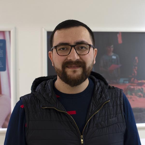 Onder Canbulat, PhD student