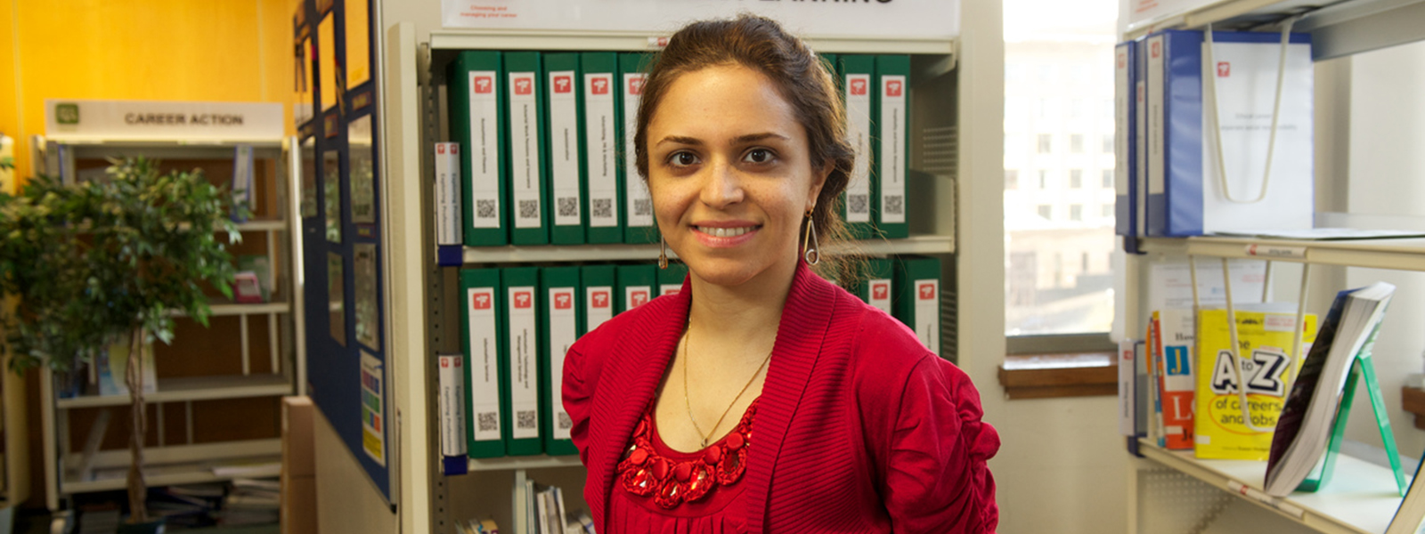 Bahareh Doroudian, Business Analysis & Consulting student (MSc)