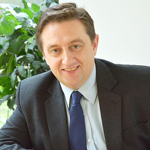 Executive Dean Business School Professor David Hillier