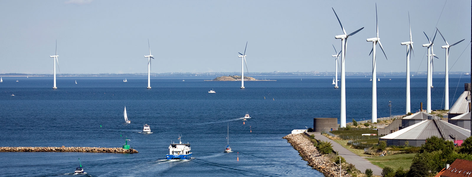 Copenhagen Wind Farm