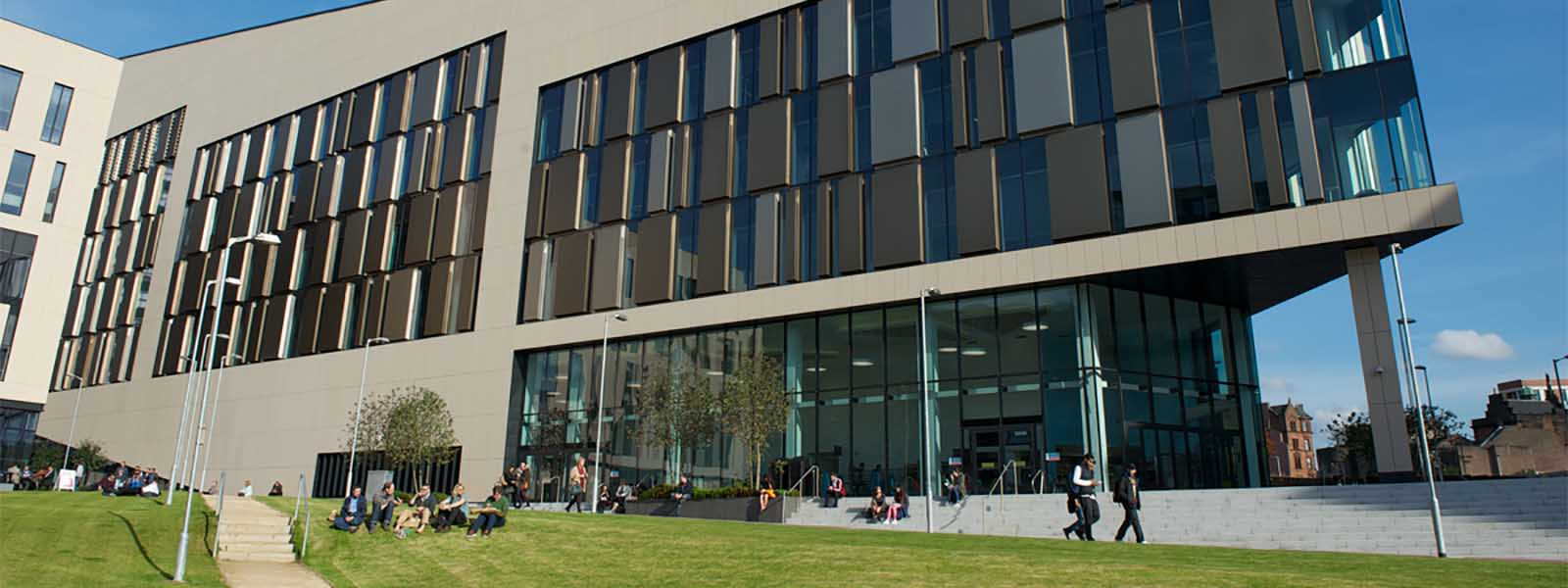 Exterior of the Technology & Innovation Centre