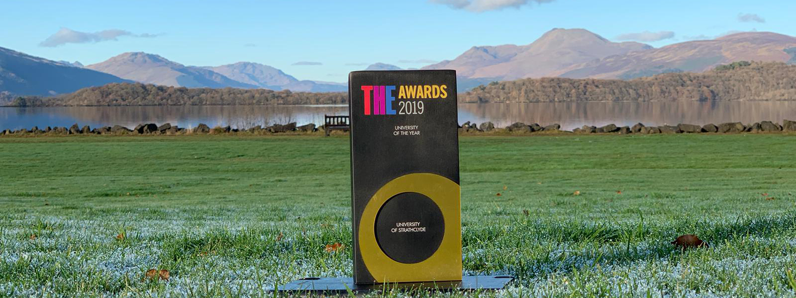Times Higher Award in Scotland