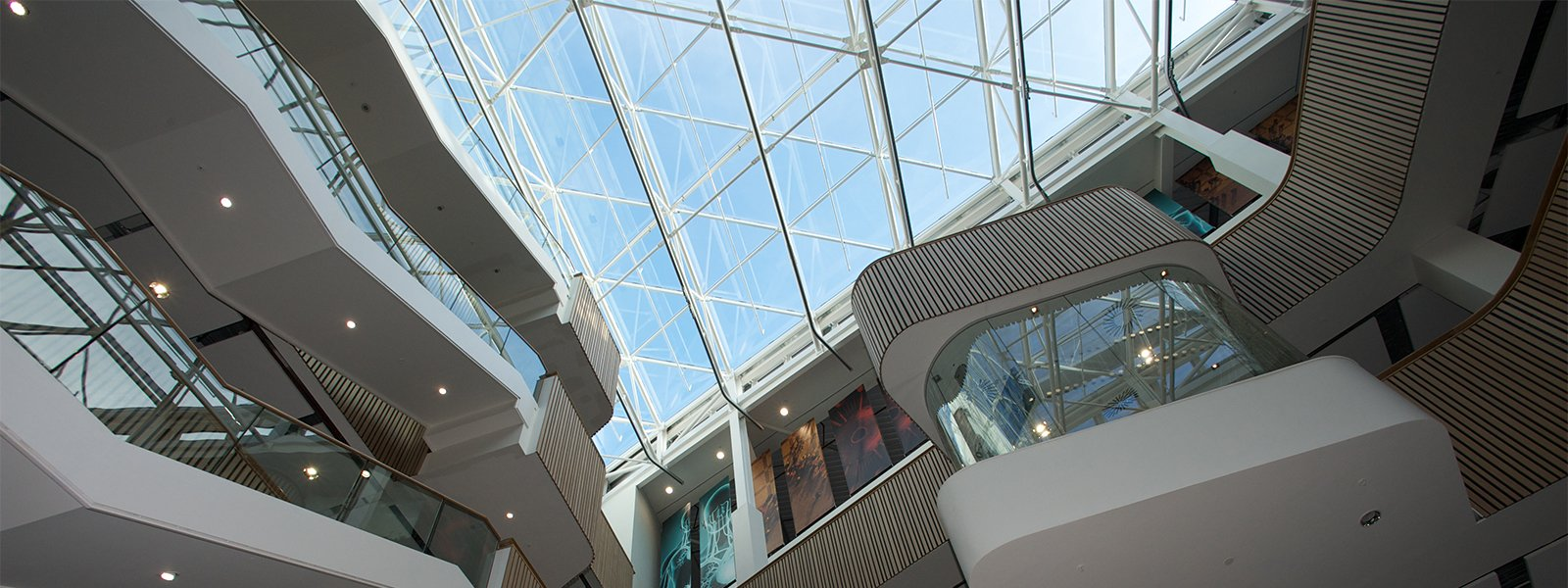 Interior of the Technology & Innovation Centre