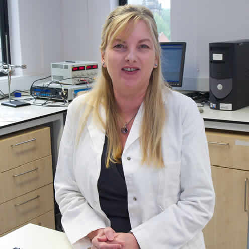Professor Patricia Connolly, Electrical and Electronic Engineering