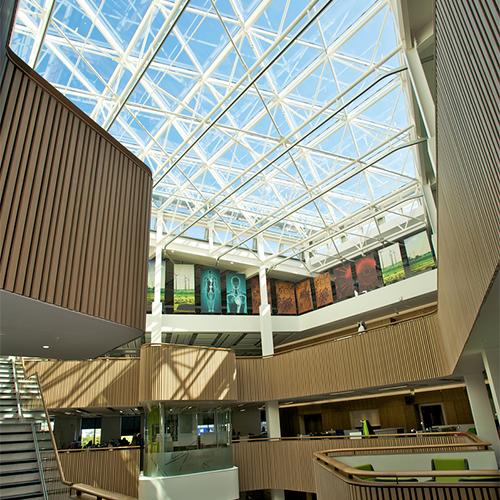 queen opens technology innovation centre university  strathclyde