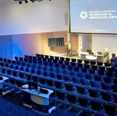 University of Strathclyde's Technology and Innovation Centre conference 500x500