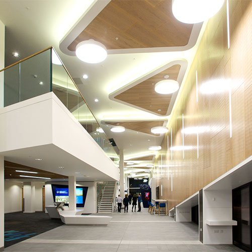 Inside the technology and innovation centre