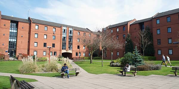 Student Accommodation, Garnett Hall