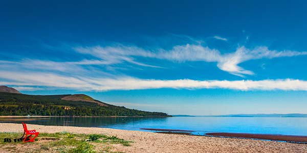 Image of the Isle of Arran