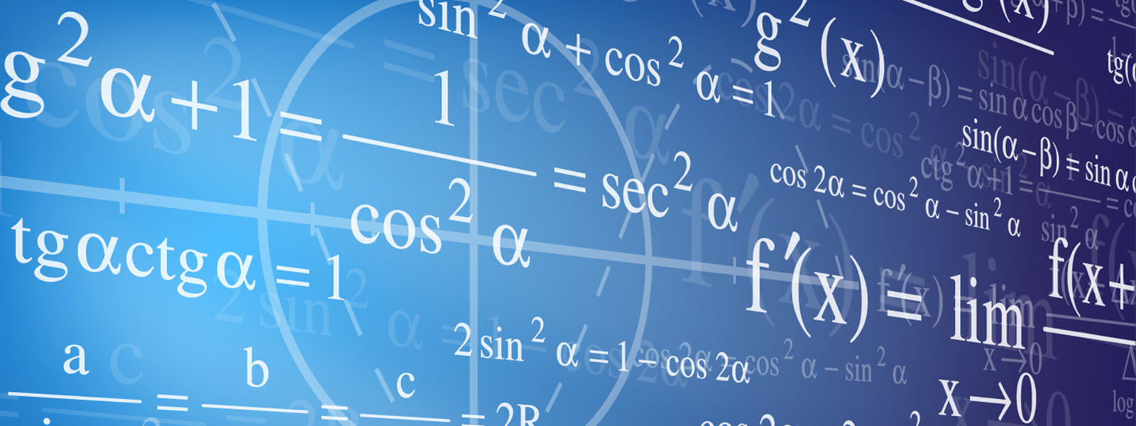 Maths and Statistics banner