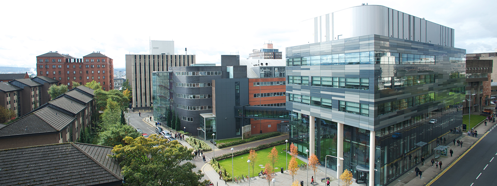 Strathclyde Institute of Pharmacy and Biomedical Sciences (SIPBS) building