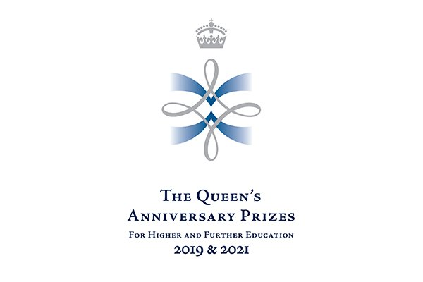 The Queen's Anniversary Prizes for Higher and Further Education 2019.
