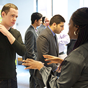 Networking MBA event