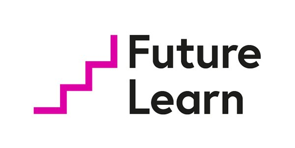 FutureLearn logo,