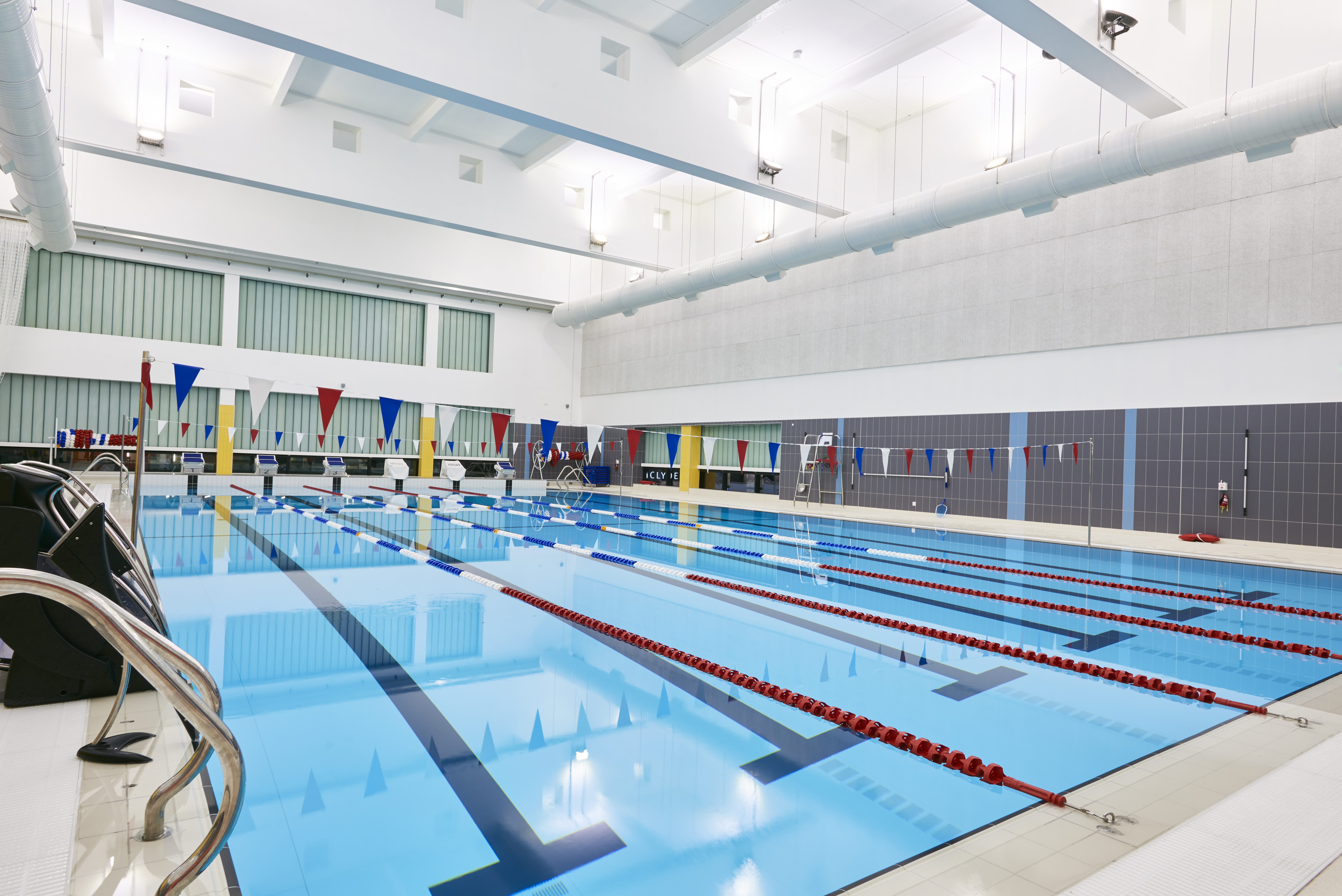 Swimming pool | University of Strathclyde