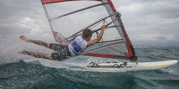 Andrew Brown, Strathclyde Windsurfer