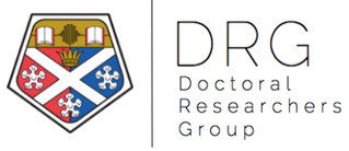 Logo for the Doctoral Researchers Group