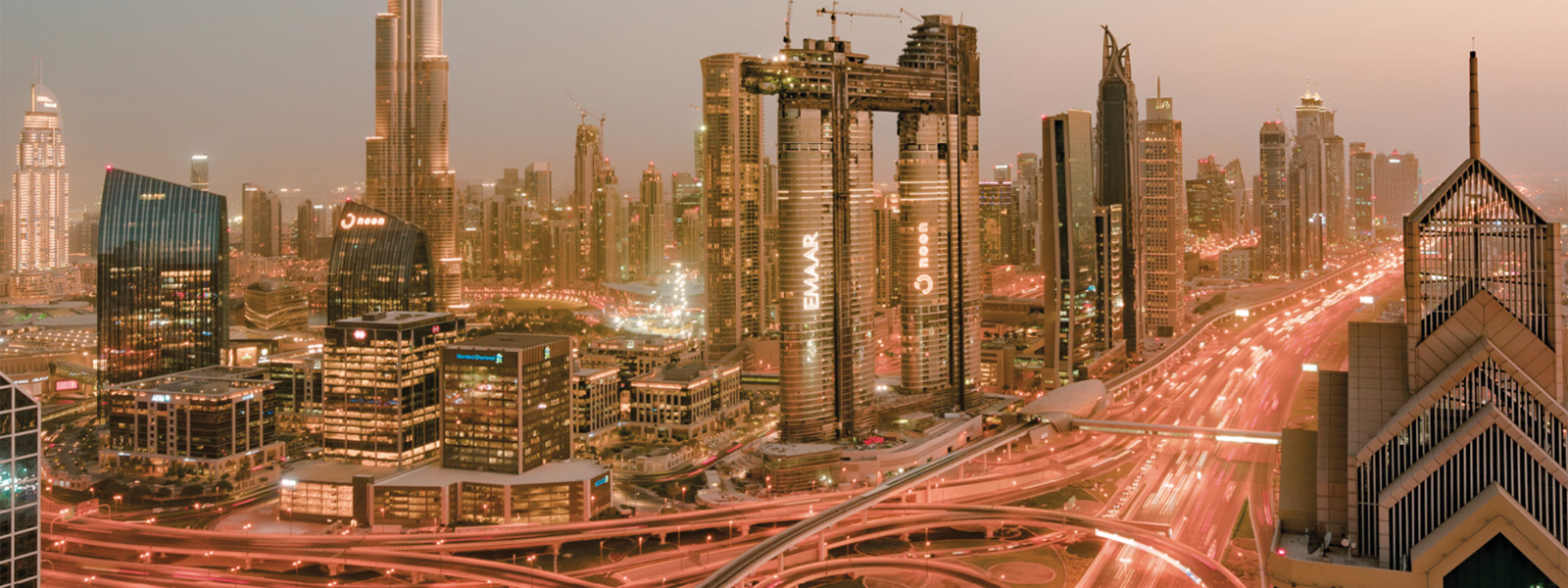 Dubai peripheries expansion