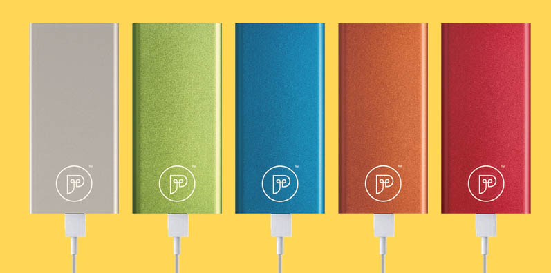 Studio 2080 Power a Life chargers