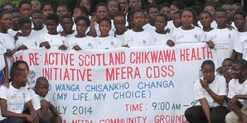 The Scotland Chikwawa Health Initiataive
