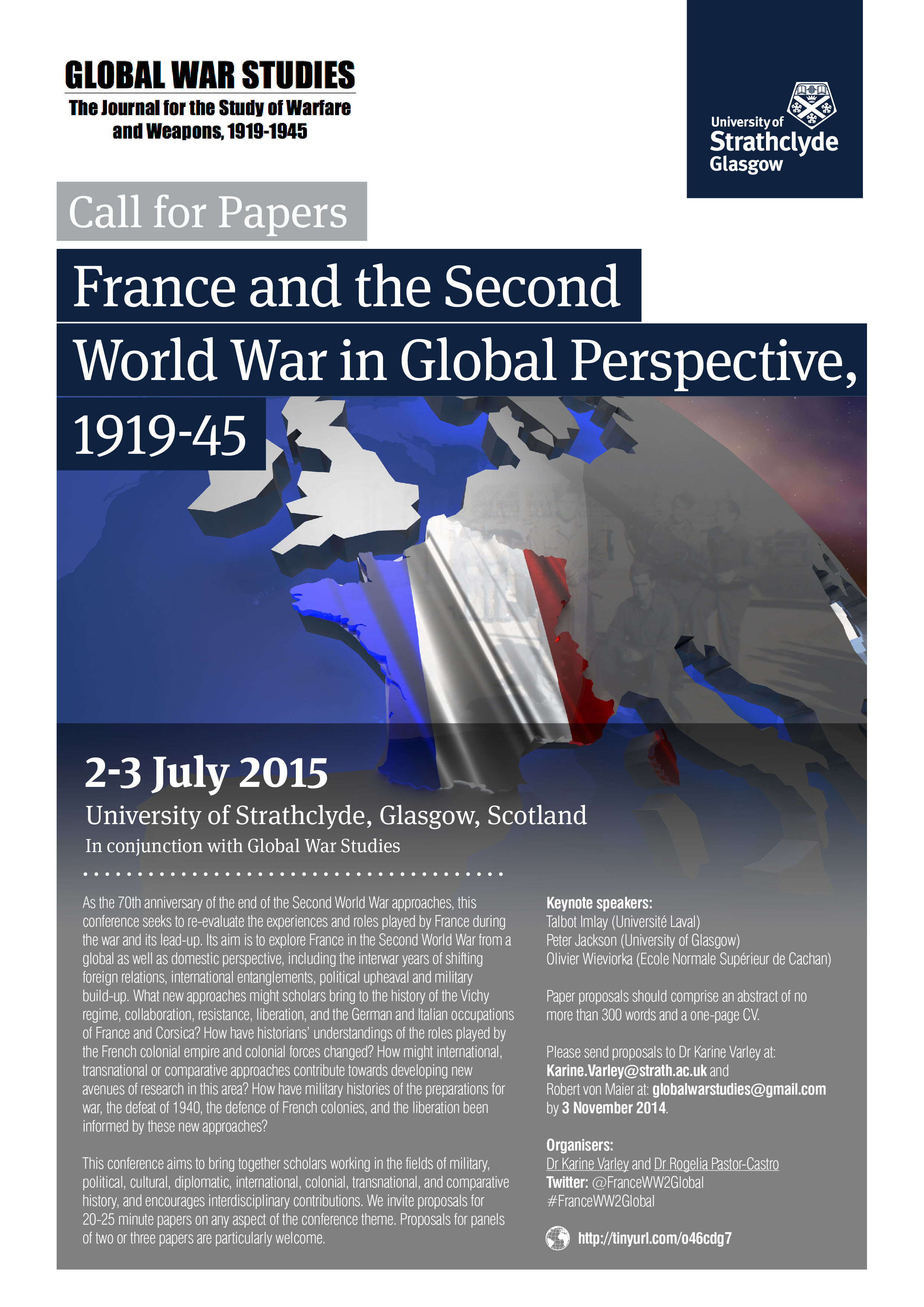 France WWII Global