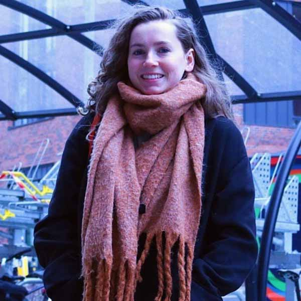 Sarah Finlay, MSc International Relations student